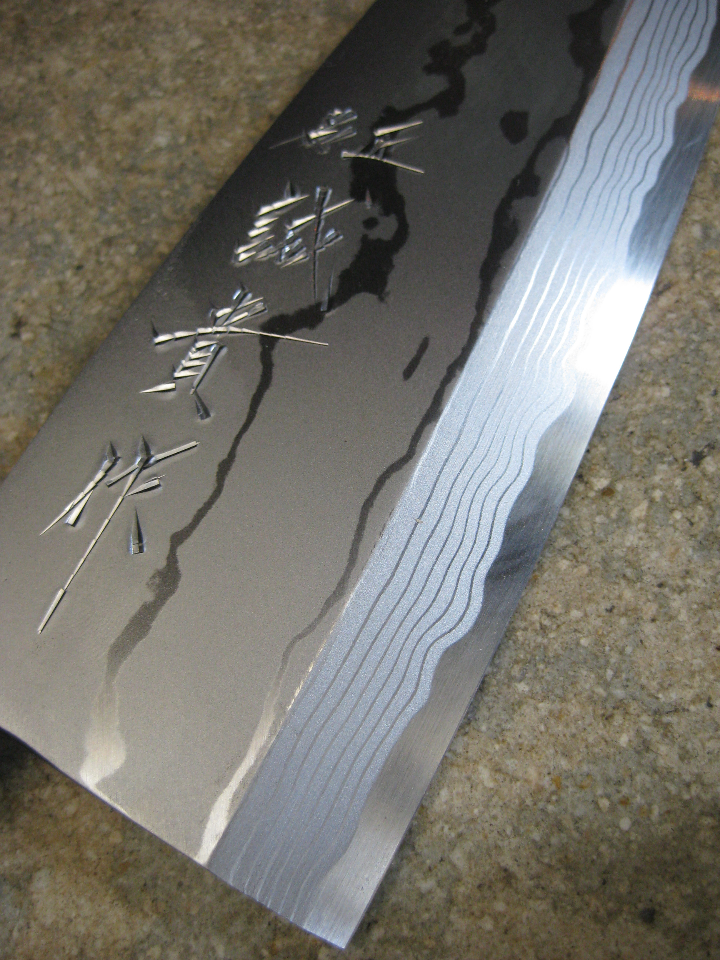 Wonderful Japanese Folded Steel Kitchen Knives #9: Gabriel/Jordan Ford