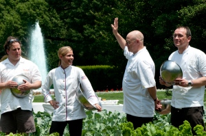 Chefs Move to Schools Event at The White House - Washington, D.C