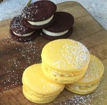 Overstuffed O's & Macarons