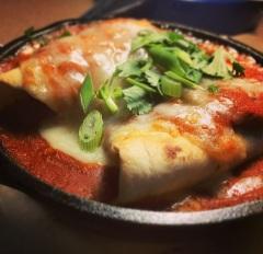 Lamb Enchilada
