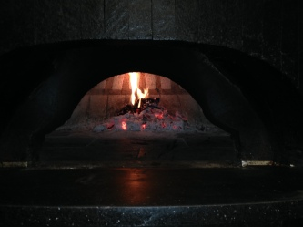 The MGFD Wood Oven.