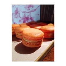 Housemade macarons