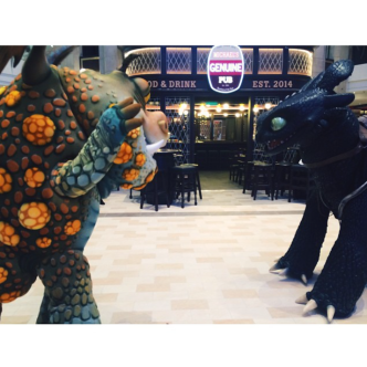 http://instagram.com/p/u00lHYiGvW/?modal=true Dreams do come true @dreamworksanimation @chefmschwartz @mgfd_mia @royalcaribbean #quantumoftheseas #mgpub #michaelsgenuinepub #royalesplanade #lightscameraaction #howtotrainyourdragon #Toothless #toomuchcute @hedygoldsmith #creatures #whowewishwewereforhalloween 4 comments