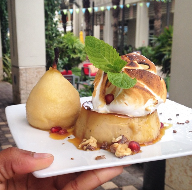 http://instagram.com/p/wZW-9IhyeX/?modal=true Maple & Turkish coffee flan with roasted pears & freshly torched meringue! #dessertbell #flan #turkishcoffee #roastedpear @hedygoldsmith @adrianaduranflores @lepetitpatissier @mleday513 41 likes