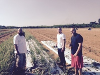 HP Crew in the field