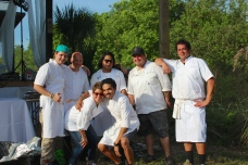 TCR crew