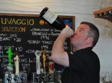 Heath Porter at Uvaggio.
