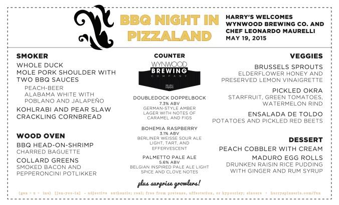 HP BBQ Night_menu_5.8