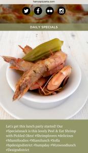 shrimp grab