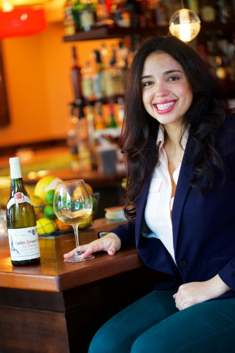 Amanda Fraga, Team Captain @UngraftedWineBar