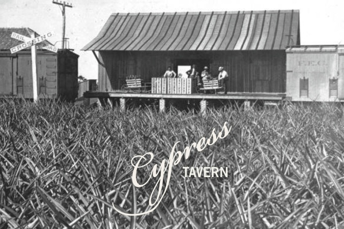 Tavern postcard e blast_pineapple