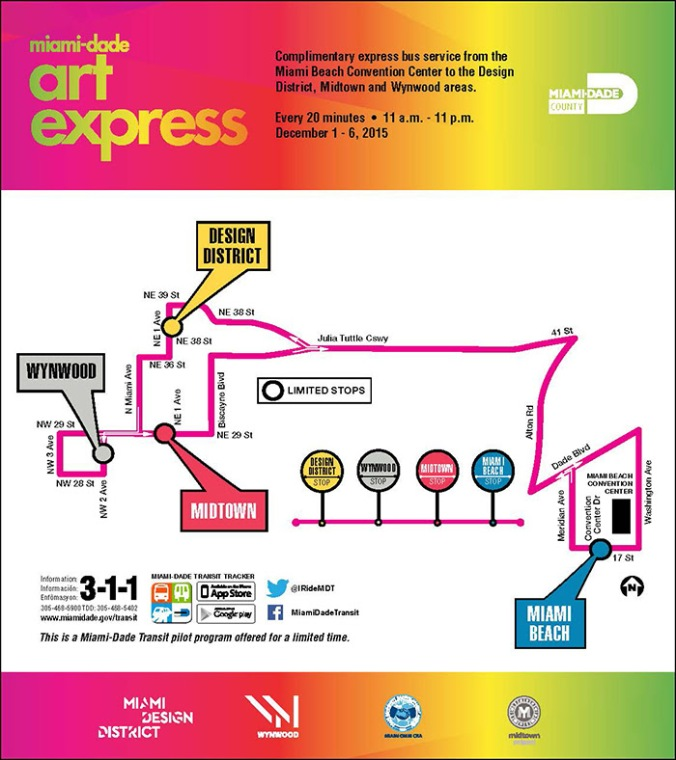 Miami Dade Art Express
