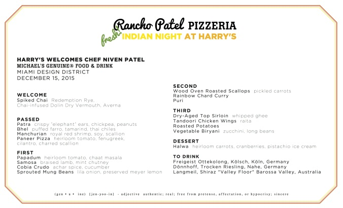 Rancho Patel Pizzeria