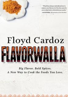 COVER. Floyd Cardoz - Flavorwalla