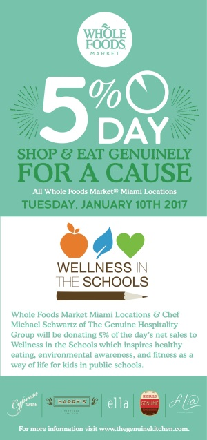 Shop Eat Genuinely For Wellness In The Schools On Tuesday January