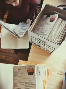 Archive diving into the menu treasure chest.