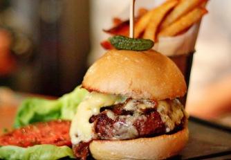 The Cypress Burger.