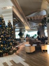 SLS Baha Mar lobby.