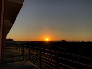 Island sunsets.