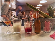 Maria's NA bev and cocktail program is thoroughly astounding.