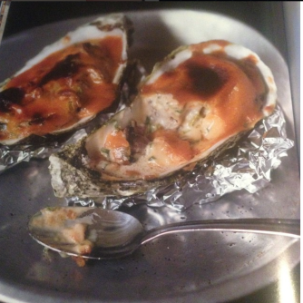 The Marmite Oysters (from the paged of True North)