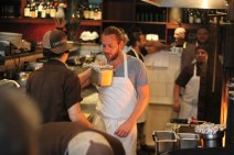 Tim, MGFD Chef de Cuisine, staged at Osteria that year.
