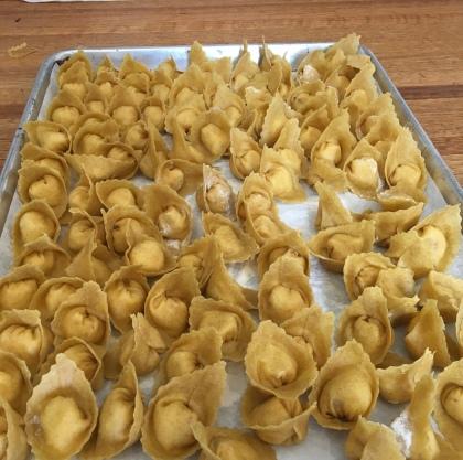 Vetri pasta making - tortellini