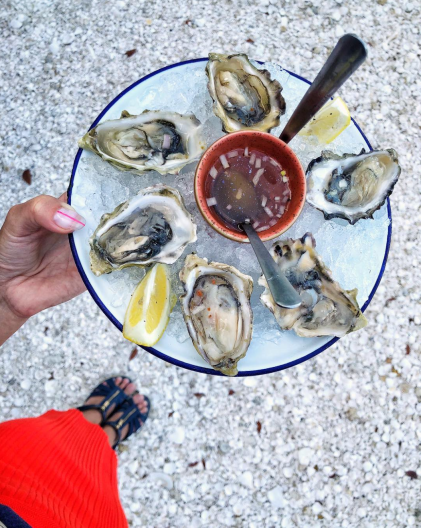 Shells on shells.